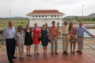 Olmsted Foundation Support Allows Cadets to Travel to Panama