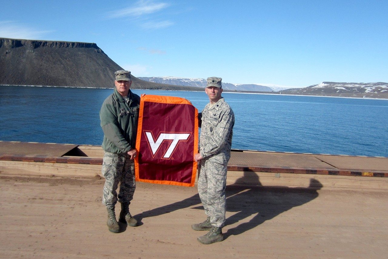 Air Force Adventures in Space | Corps of Cadets | Virginia Tech