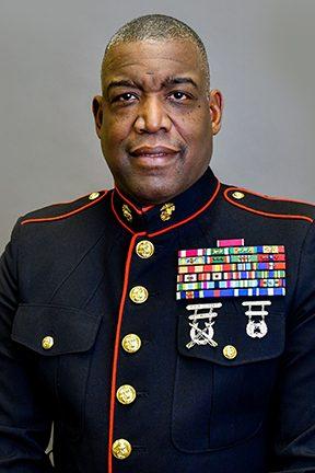 master gunnery sergeant lance jones
