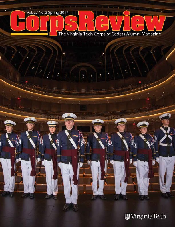 Spring 2017 Corps Review cover
