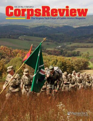 Fall 2012 Corps Review