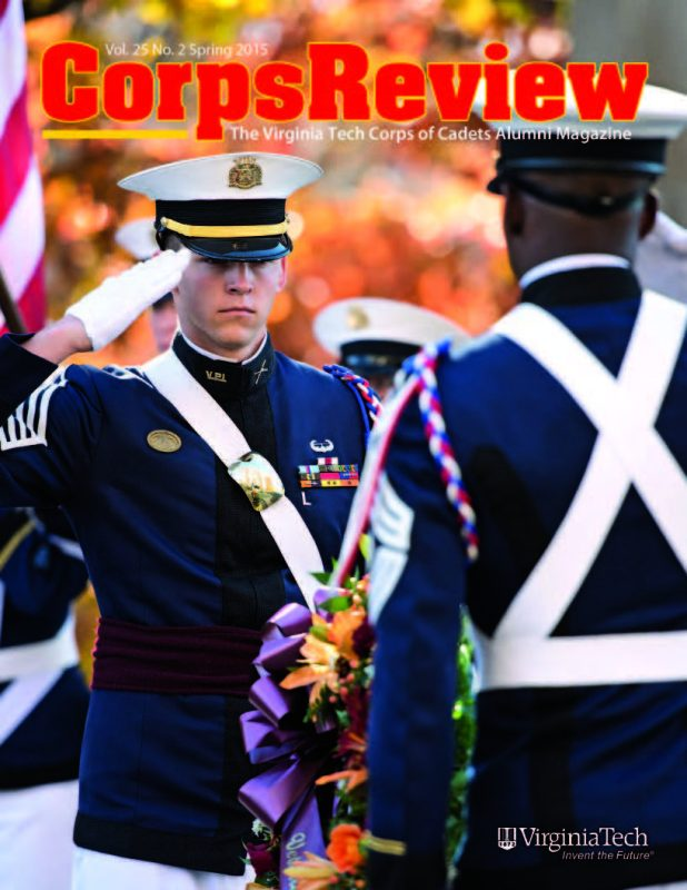Spring 2015 Corps Review