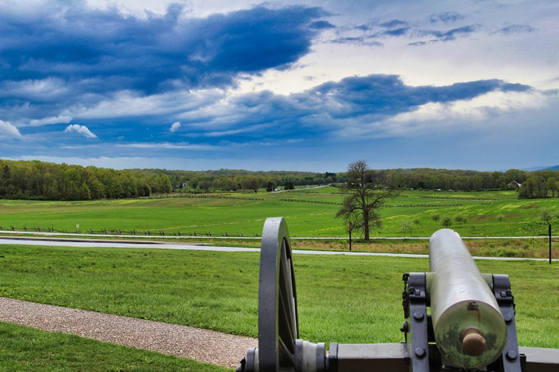 From the Classroom to Gettysburg